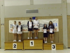2011-01-22 Bezirksrangliste U11 - U19 in Dillenburg