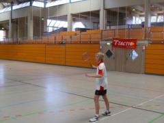 2011-03-12 Vereinsmeisterschaft 2011 - Daniel Klement im Einzel
