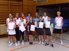 2011-10-29 Bezirksmeisterschaften U11 - U19 in Weilburg