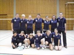 2011-10-30 Bezirksmeisterschaften U11 - U19 in Weilburg Mannschaftsfoto
