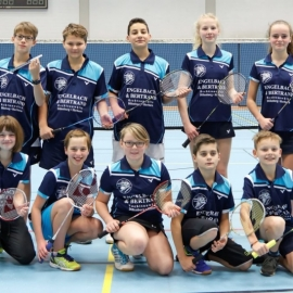 2016-11-27 TV 1843 Dillenburg BADMINTON Schuelermanschaft