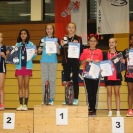 2017-11-19 HBV-Meisterschaft Siegerehrung MD U13 Josefine Hof