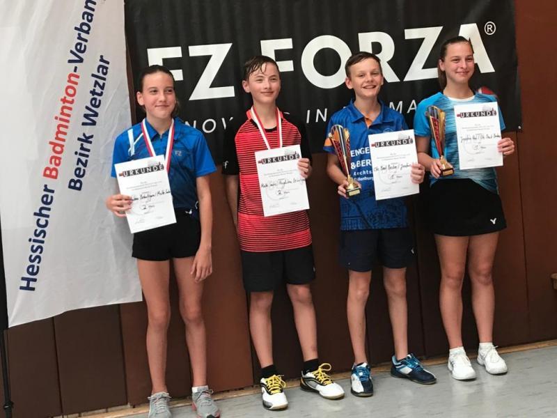 2019-08-31-Bezirksmeisterschaften-U11-U19-MX-U15-Ole-Becker-Josefine-Hofe