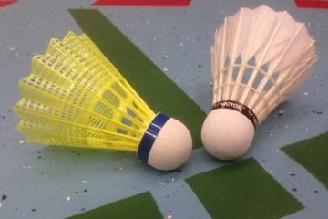 Was ist der Unterschied zwischen Federball und Badminton?