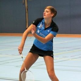 Lisa Löhr mit zweiten Platz bei Hessenrangliste