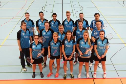 2015-10-04 TV 1843 Dillenburg 1. + 2. Mannschaft (1)