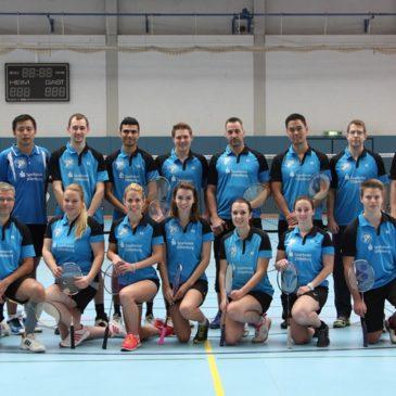 Rückrundenauftakt in den Badminton-Bezirksligen