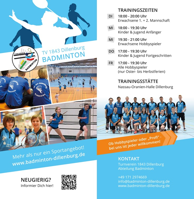 TV 1843 Dillenburg Badminton