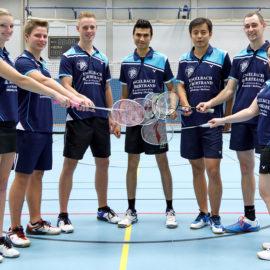 Badminton-Bezirkspokal: Final Four am 11.03.2017