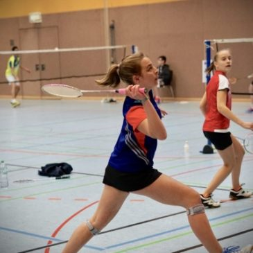 Buntes Teilnehmerfeld bei B-Rangliste in Dillenburg