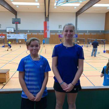 Josefine Hof wird Zweite bei Hessischer Meisterschaft