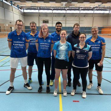 TVD kürt sich zum Meister der Bezirksliga B