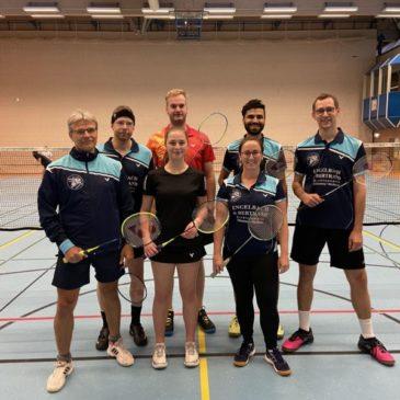 Sieg im Badminton-Krimi gegen Weilburg