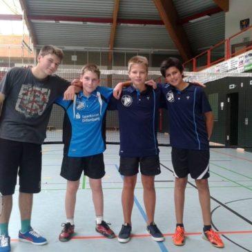 Tabellenführung für U15-Mannschaft