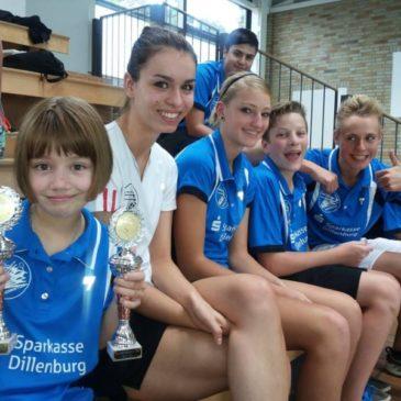 8 Titel für TVD bei Bezirksmeisterschaft in Stadtallendorf