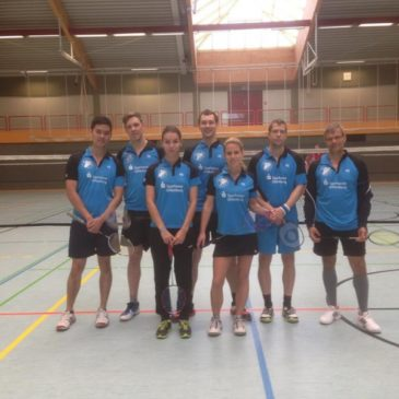 2. Mannschaft Spitzenreiter in Bezirksliga C